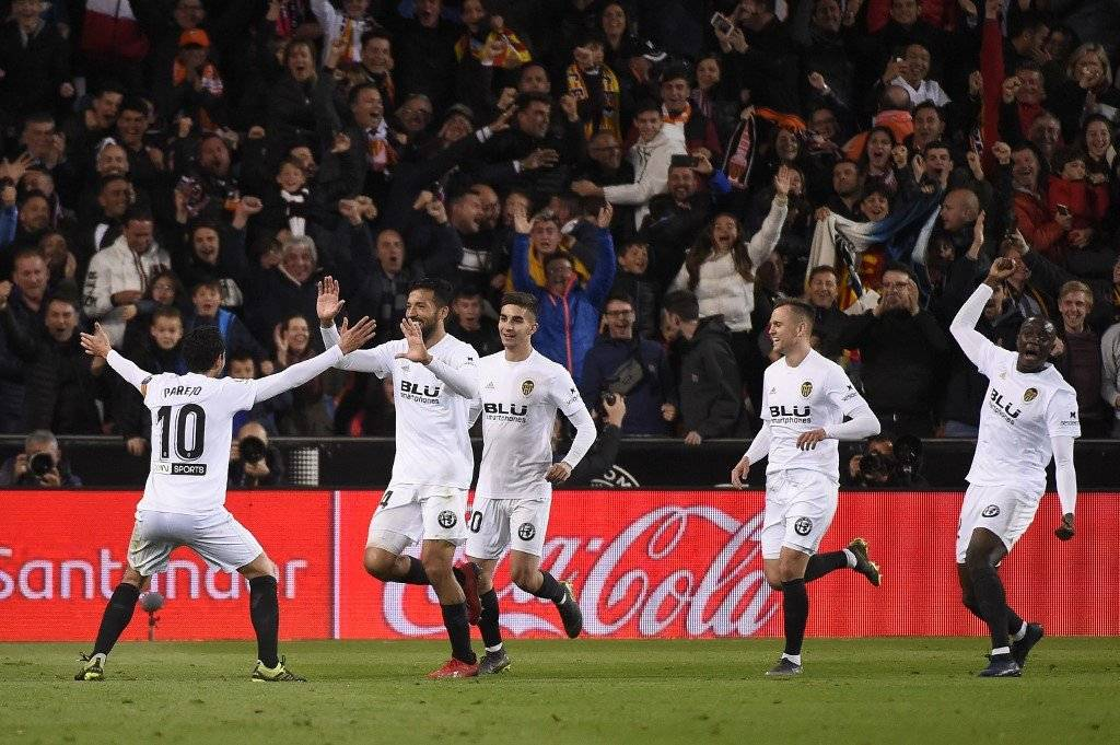Gol de Ezequiel Garay contra el Real Madrid