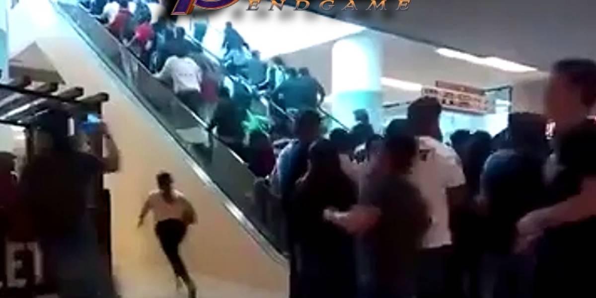 La venta de boletos de Avengers: Endgame en México se sale de control y provoca marea humana