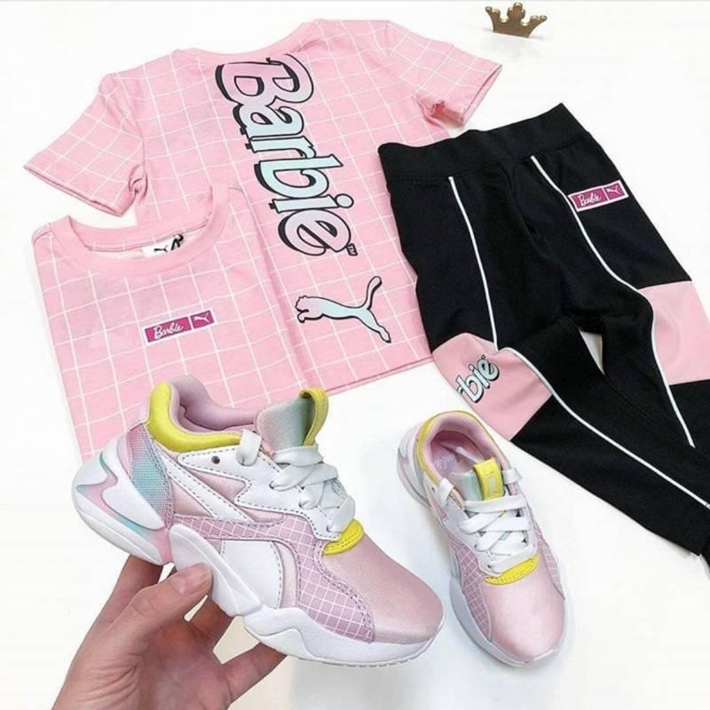 Puma x Barbie