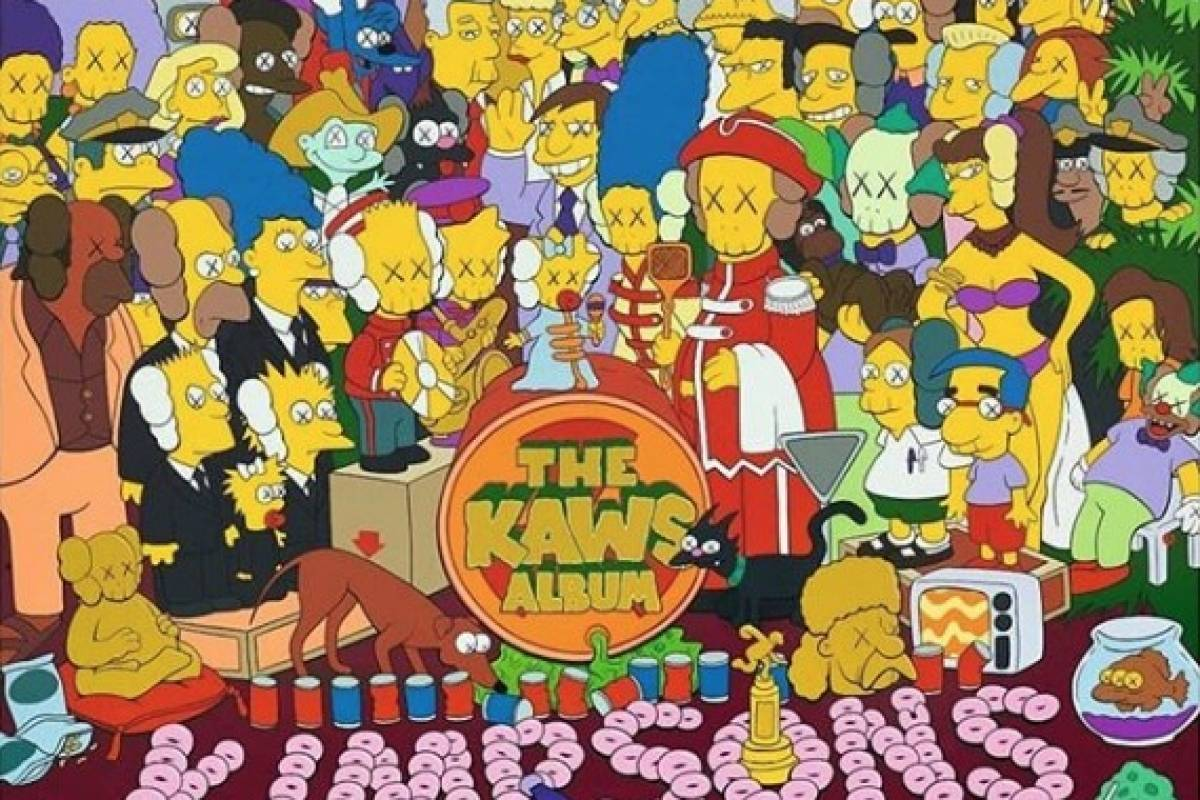 Coleccionista chino compra una pieza de arte de Los Simpsons por 28 millones de dólares thumbnail