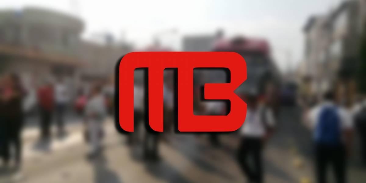 Se suspende el servicio del Metrobús a forma de protesta por falta de pago a trabajadores