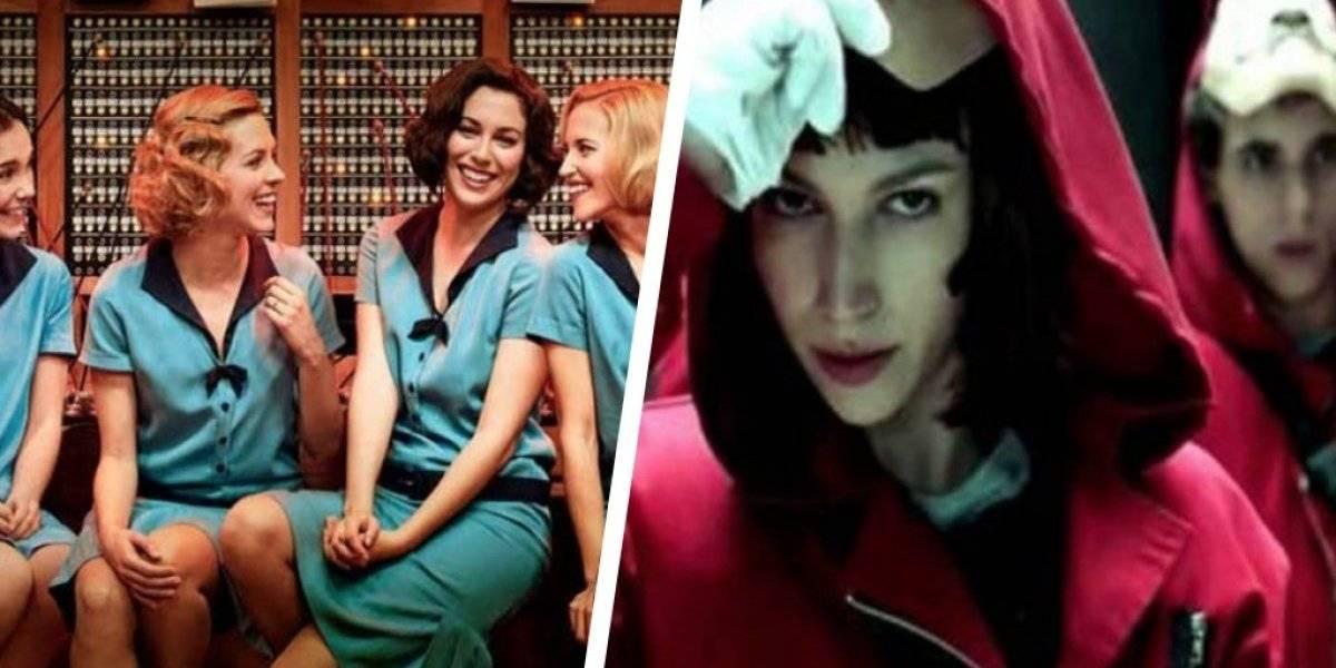 Estas son las series españolas que están causando sensación en Netflix