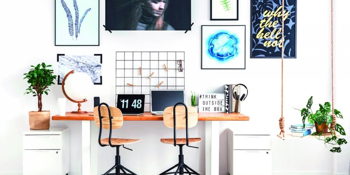 Vamos por ese estudio: escritorios protagonistas