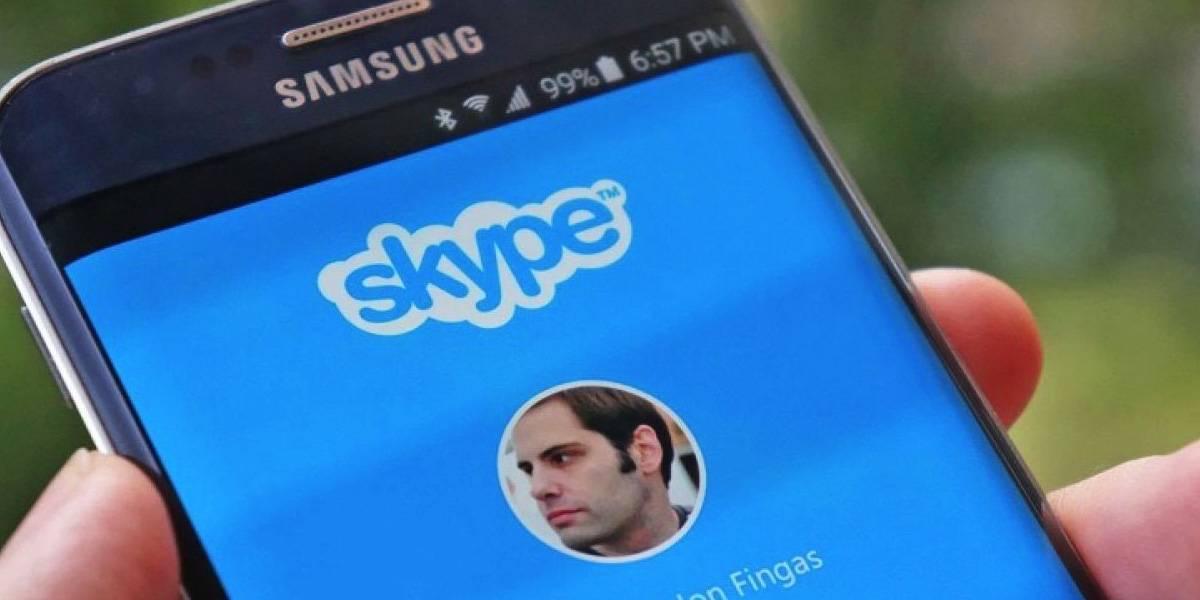 Fallo grave en Skype para Android contesta llamadas aunque tú no quieras
