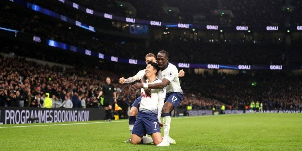 Tottenham inauguró su estadio de lujo con triunfo y complicó al United de Alexis en la Premier
