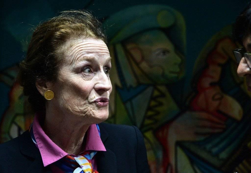 Henrietta Fore, directora de UNICEF