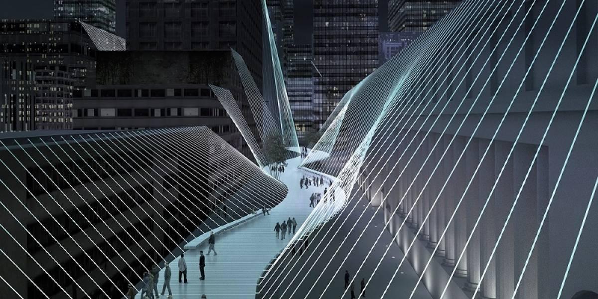 Diseñan puente con telarañas tipo Spider-Man