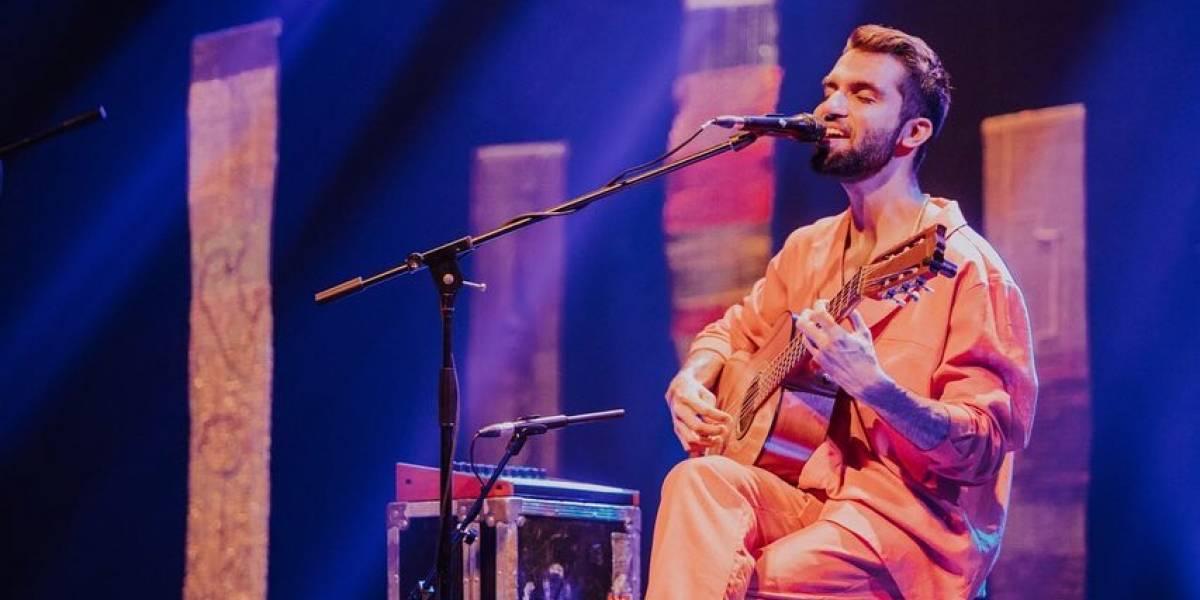 'Estou empolgado', diz Silva sobre expectativas para o Lollapalooza