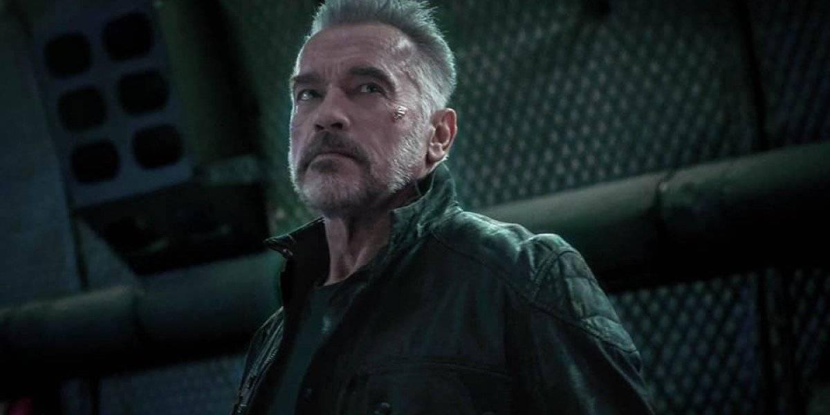 Revelan primeras imágenes  de Terminator: Dark Fate con Diego Boneta