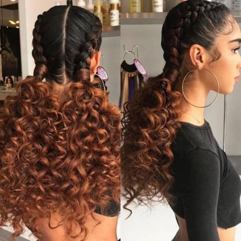Exquisito peinados bonitos Fotos de tutoriales de color de pelo - Peinados bonitos: Estilos que puedes hacer según tu tipo ...