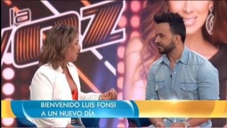Adamari López y Luis Fonsi