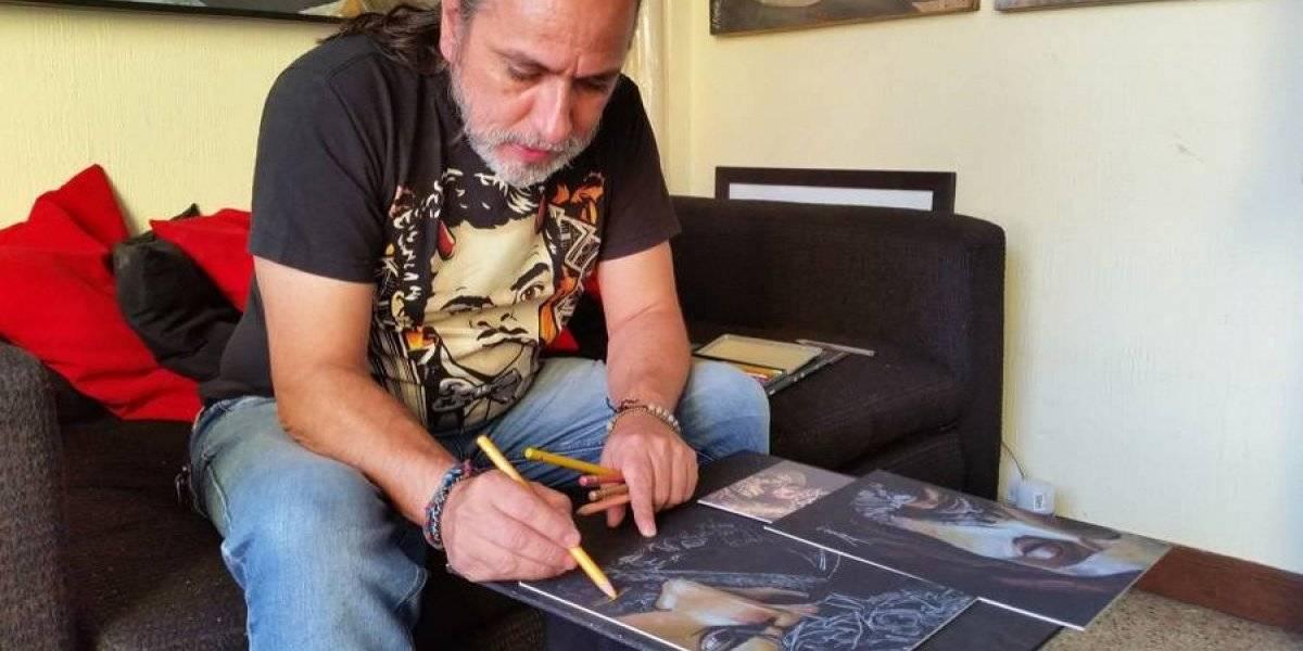Jorge Corleto volverá a donde todo comenzó con las alfombras artísticas