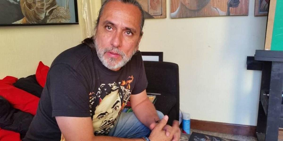 Jorge Corleto, maravillando con alfombras artísticas