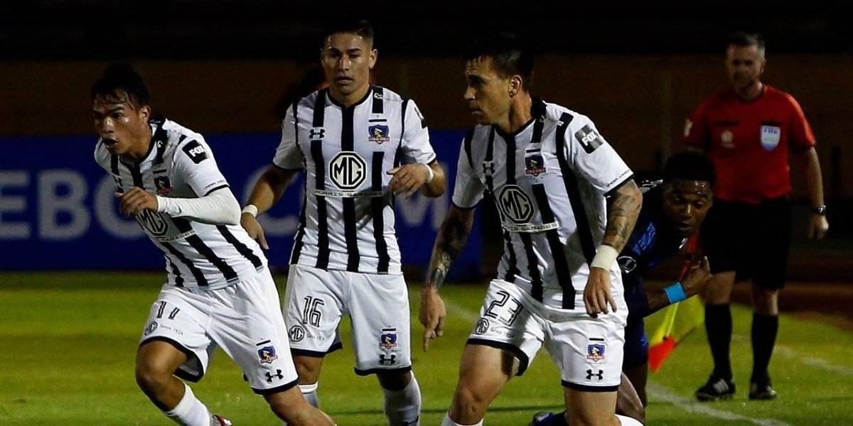Las variantes que maneja Mario Salas para suplir las bajas de Colo Colo ante Coquimbo Unido
