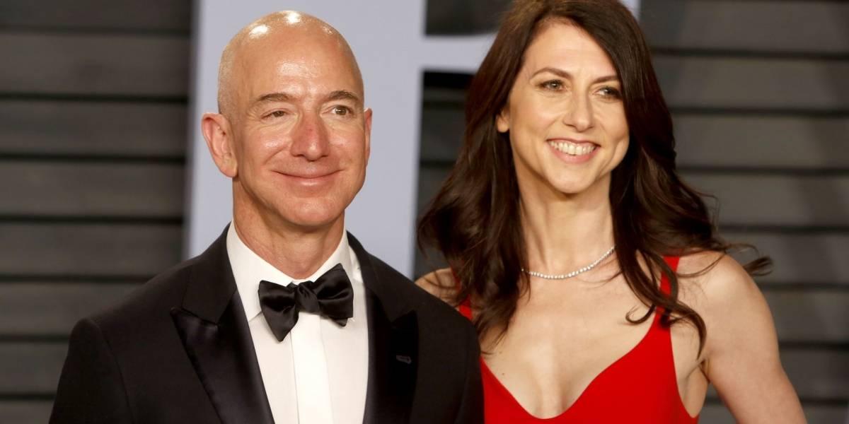 Jeff Bezos conservará el 75% de sus acciones de Amazon tras acuerdo de divorcio