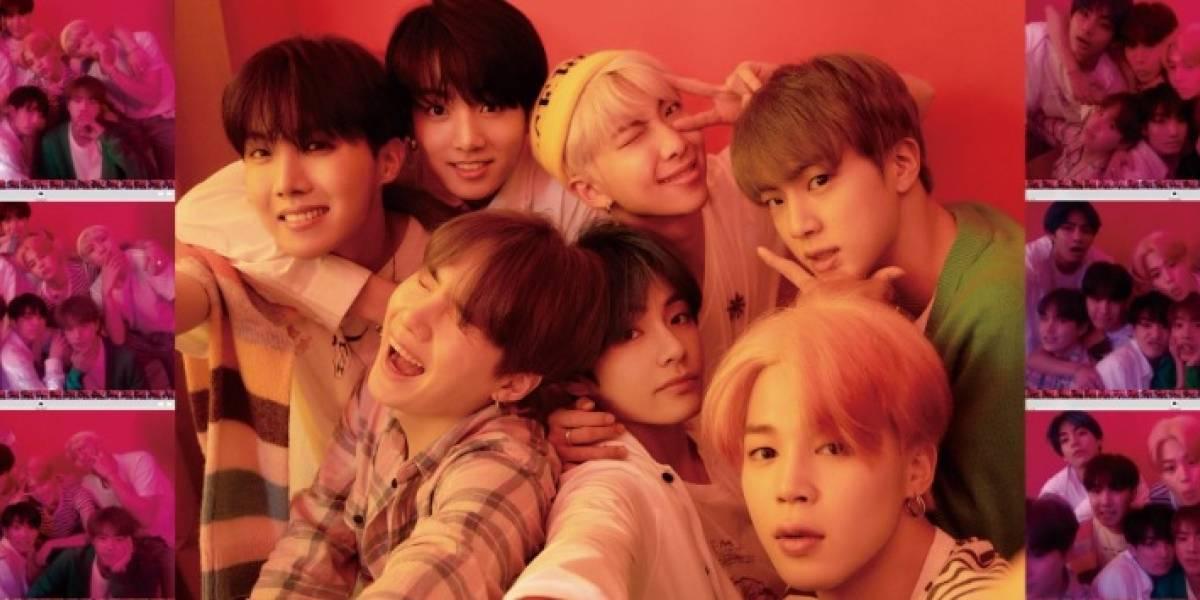 Grupo BTS concorre em duas categorias do prêmio Billboard Music Awards