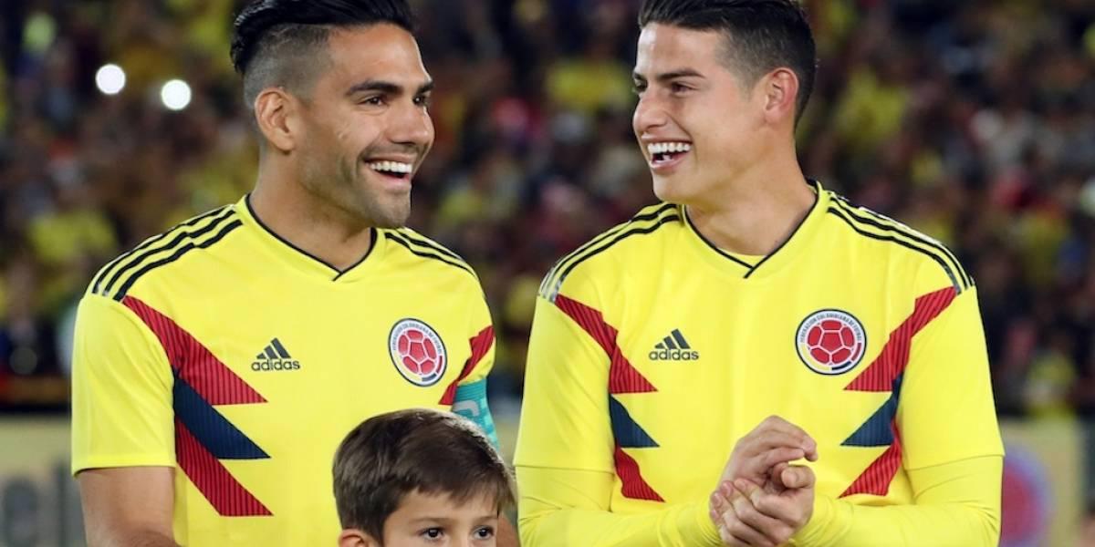 Selección Colombia jugará amistosos contra Panamá y Perú