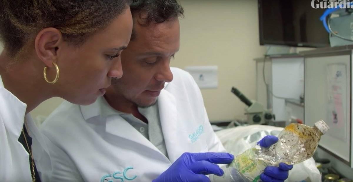 Analizan procedencia del plástico que llega a Galápagos