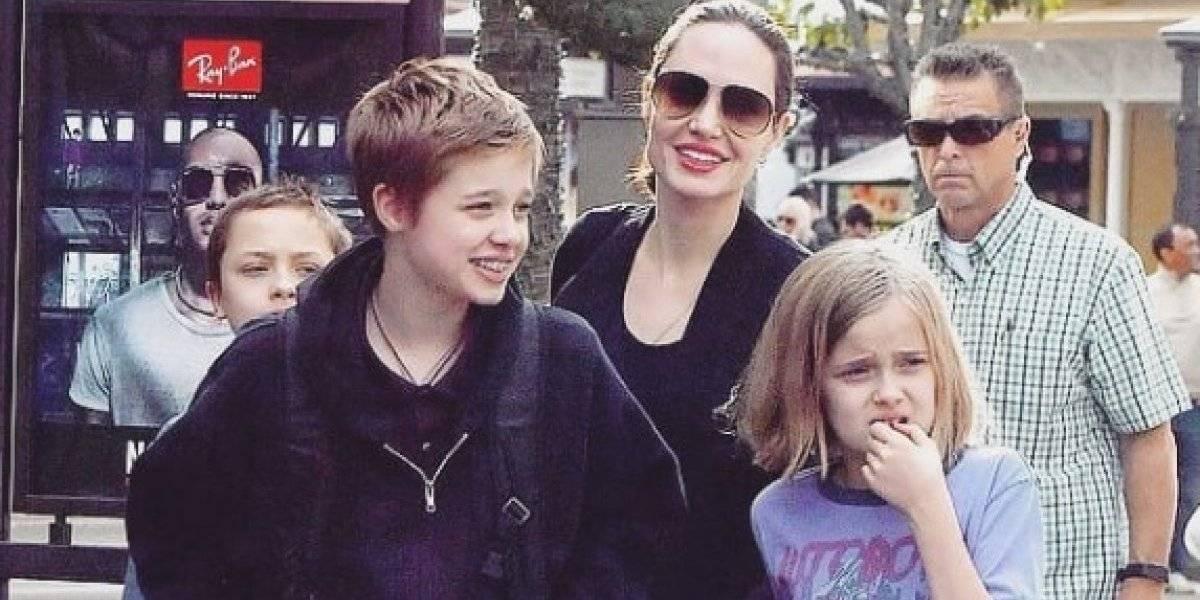 Hija de Angelina Jolie y Brad Pitt se realizará procedimiento de cambio de sexo