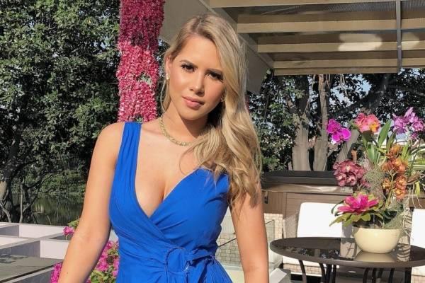 """Rosibel Zambrano muestra su """"pancita"""" de embarazada en redes sociales"""