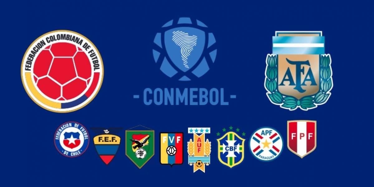 Colombia se postula oficialmente para ser sede de la Copa América 2020