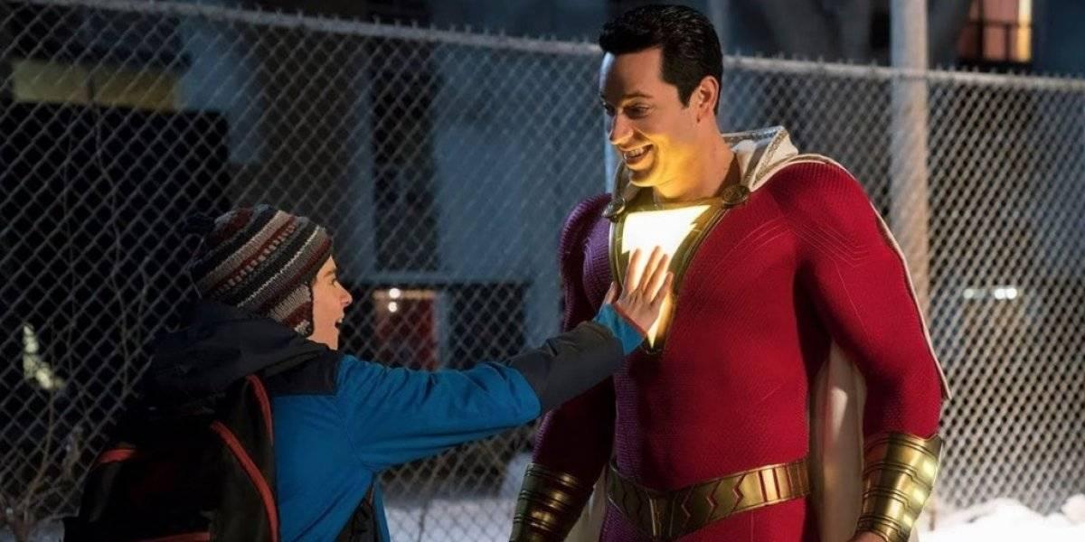 """""""¡Shazam!"""", la cinta que intenta robarle abril a Marvel"""