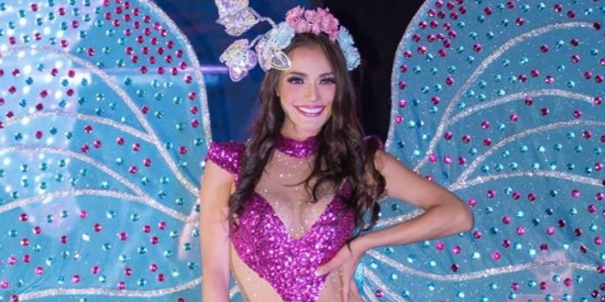 Las fotos más sexys de la nueva Chica Hooters Guatemala