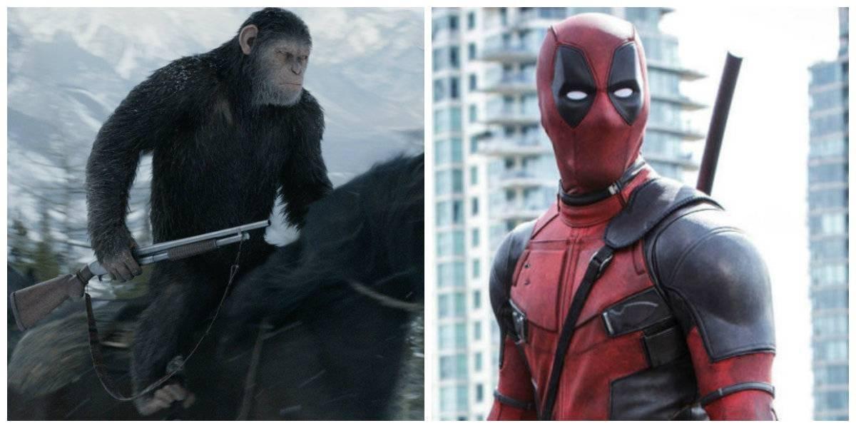 Novos projetos de Alien, Deadpool e Planeta dos Macacos são confirmados pela Disney