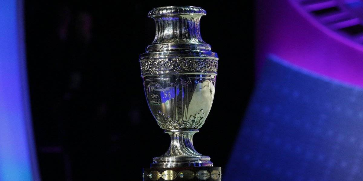 Aseguran que así serán los grupos de la Copa América 2020 en Colombia y Argentina