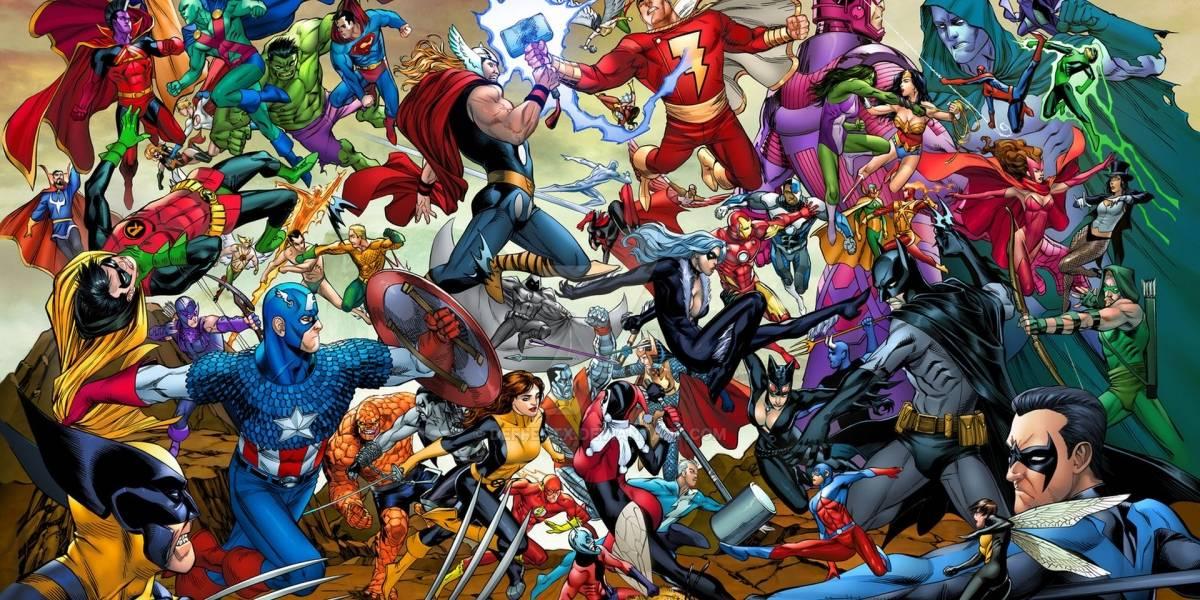 Al director de Mortal Kombat le encantaría hacer un juego de peleas de Marvel vs. DC