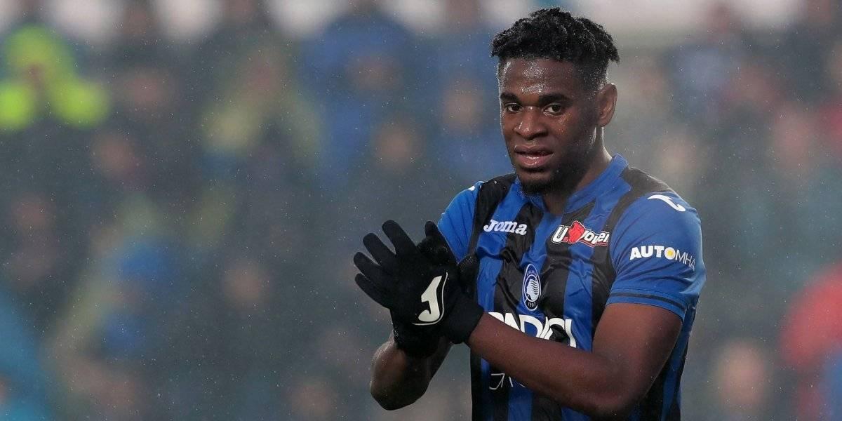 La noticia que le amargó el día a Duván Zapata, después del gol al Bologna