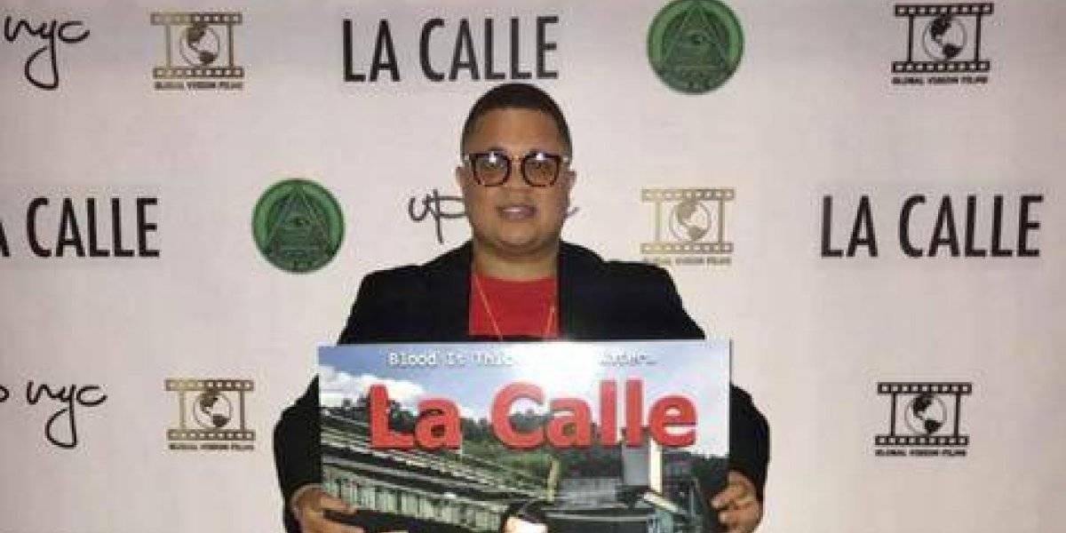 Eduardo Luna cumple su sueño de hacer cine en Nueva York