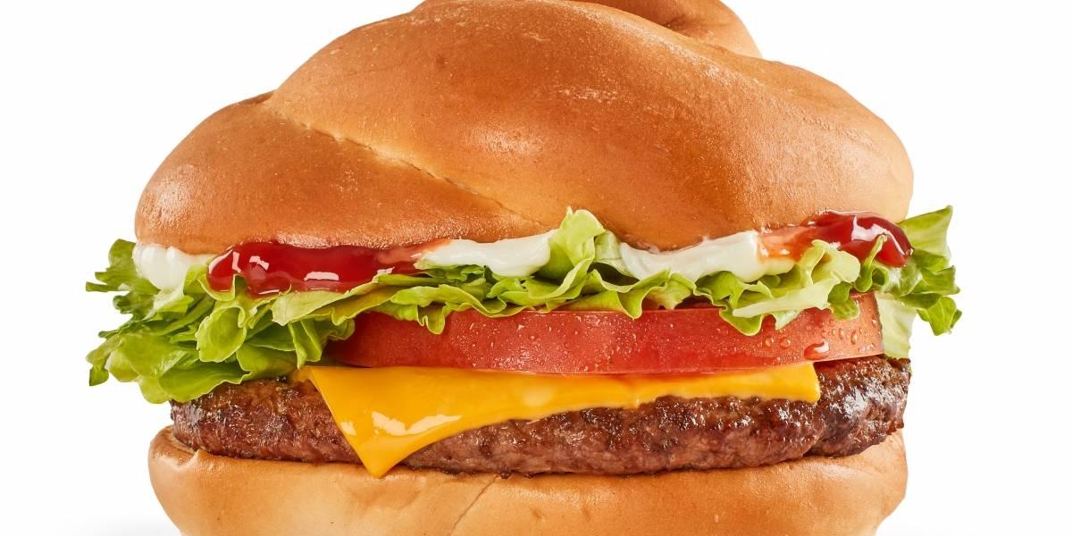 McDonald's lanza hamburger dulce
