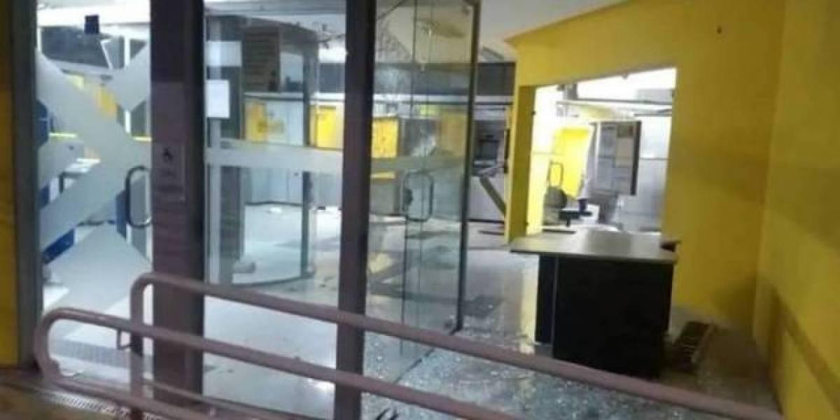 Diez muertos en un tiroteo tras robo frustrado en dos bancos en Brasil