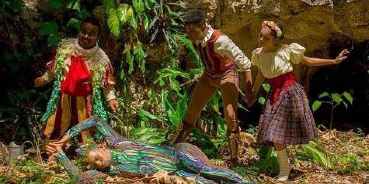 'Hansel y Gretel, ballet contemporáneo' desde hoy hasta el domingo 7 en Bellas Artes