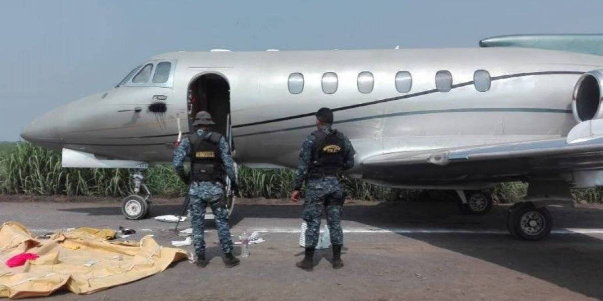 MP espera que jet incautado al narcotráfico pueda ser reparado