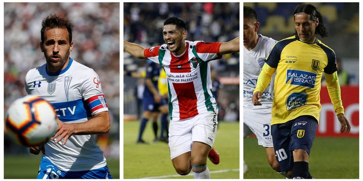 Copa Libertadores 2019: Cuándo y a qué hora juegan la UC, U. de Concepción y Palestino por la cuarta fecha