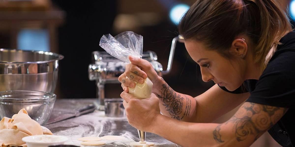 MasterChef Brasil: Nunca tinha feito capeletti na vida, revela Juliana