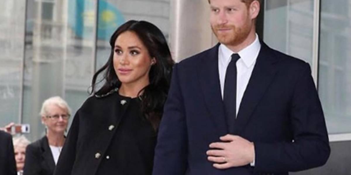 Meghan Markle y el príncipe Harry reciben un duro golpe antes de recibir a su bebé
