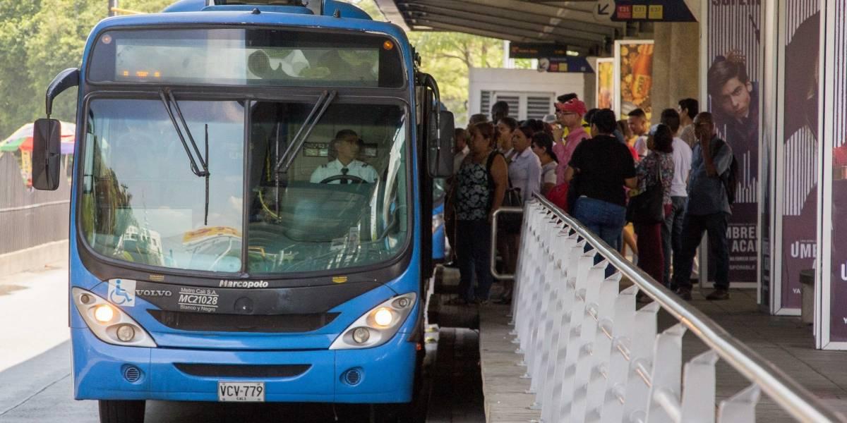 Transporte masivo podría suspender operación por falta de recursos para el combustible