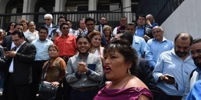 Movimiento Semilla presenta amparo en CSJ para que Thelma Aldana sea inscrita como candidata