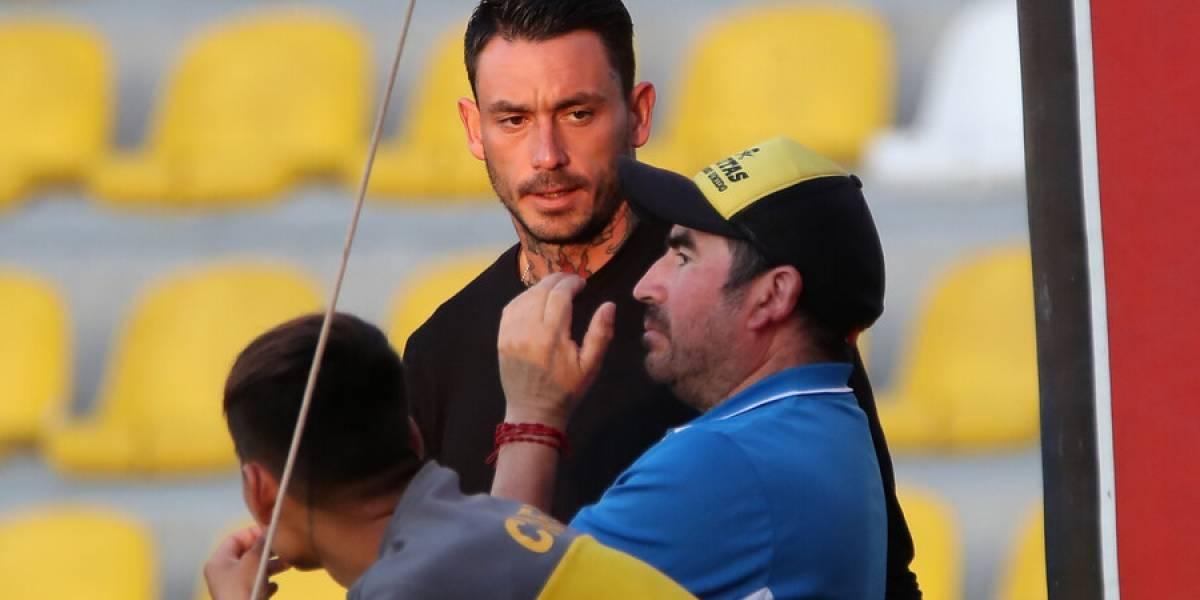 Colón de Argentina amenaza con demandar a Coquimbo y a Pinilla si juega ante Colo Colo