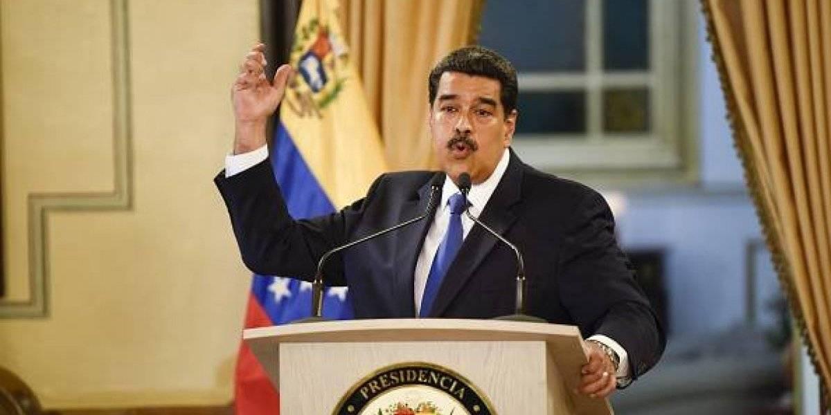 """Maduro anuncia una """"inversión inmediata"""" en Huawei"""