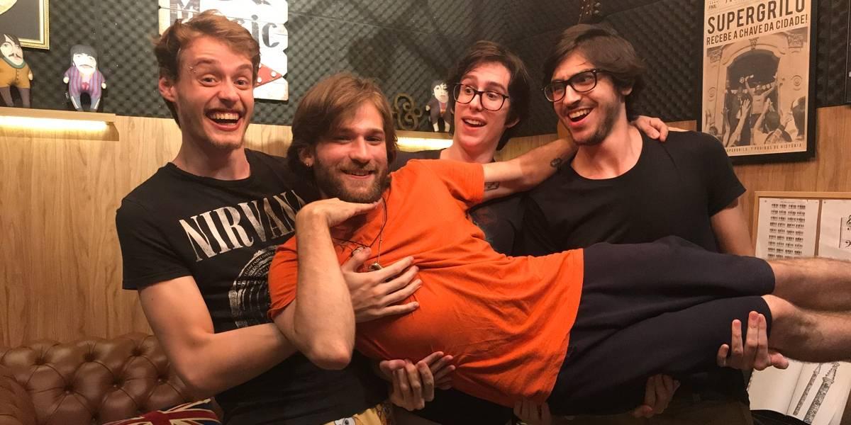 Conheça O Grilo, banda brasileira escolhida por voto popular para abrir o Lollapalooza
