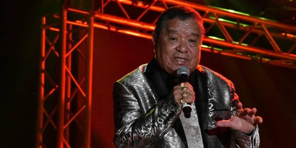 Falleció en Colombia el cantante Pastor López