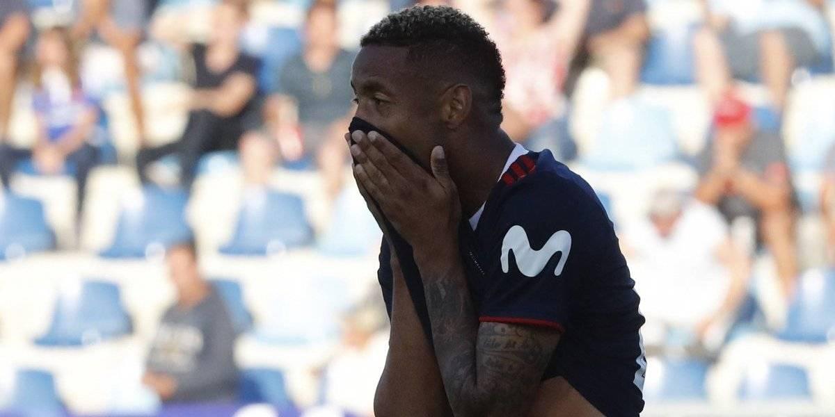"""Torres y la sequía de los delanteros de la U: """"Estamos conectándonos por Bluetooth con Rodríguez para que nos pase goles"""""""
