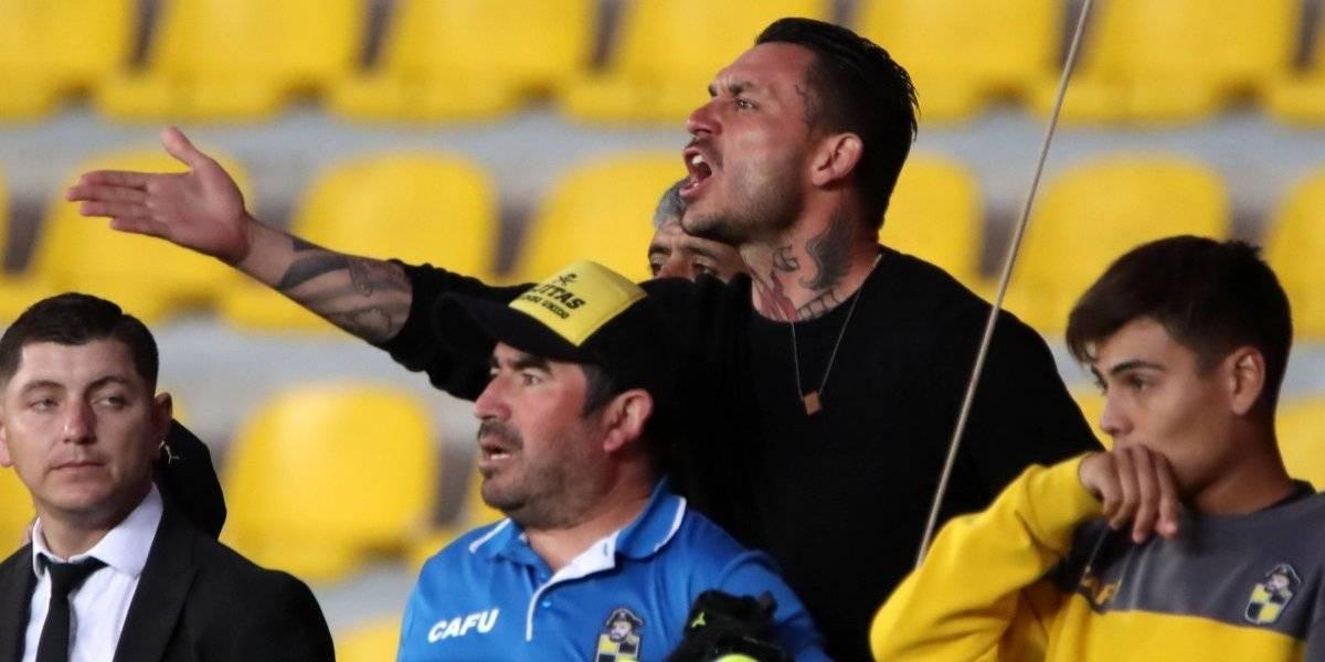 """Mauricio Pinilla está ansioso por debutar con Coquimbo Unido: """"Estoy tranquilo y nervioso"""""""