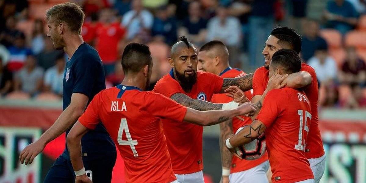 Tricolor baja un puesto en ranking FIFA