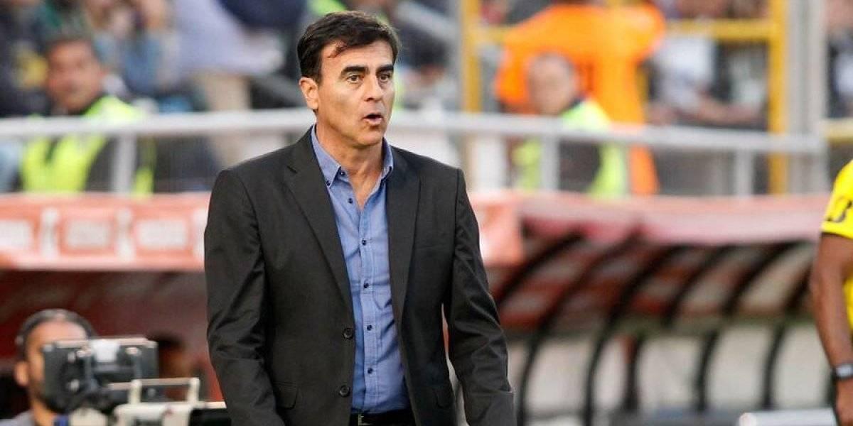 """Quinteros alaba a la UC en la Libertadores: """"Es un merecido triunfo, Gremio no tuvo situaciones claras"""""""