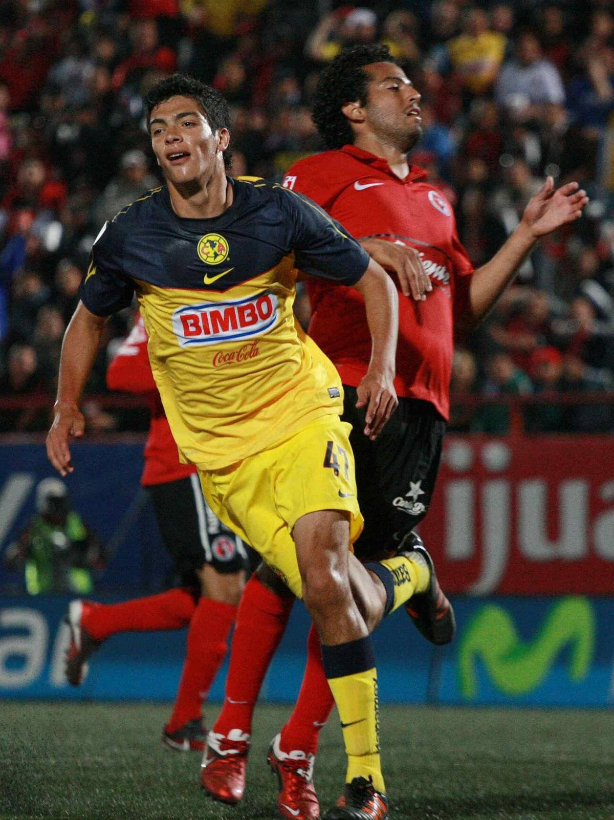Jiménez debutó en el 2011 con América |FOTOS: MEXSPORT GETTY